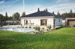 Bungalow Nizza