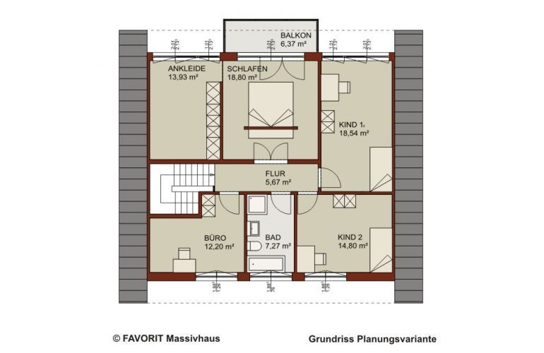 Noblesse 195 Planungsvariante Grundriss 1020x680pxl