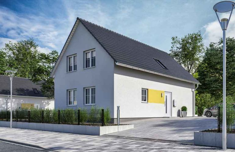 Town Country Haus Bodensee129 Trend Eingang