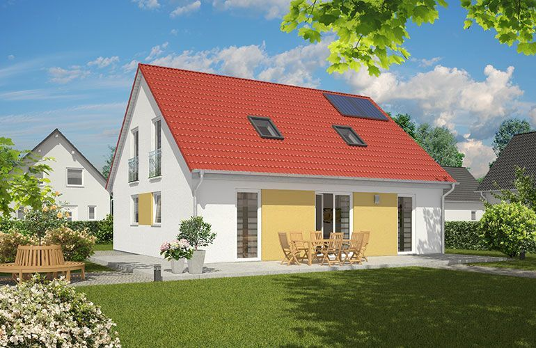 Town Country Haus Mitwachshaus Flair 148 Trend